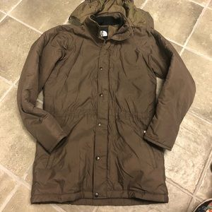 Ladies The North Face Puffer size m